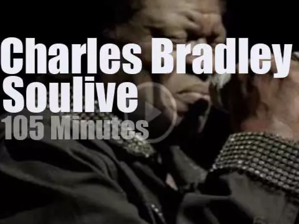 Charles Bradley and more sit with Soulive (2015)