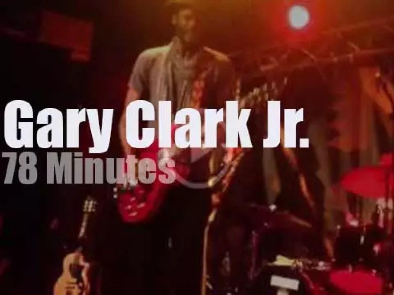Gary Clark Jr. plays in Paris (2013)