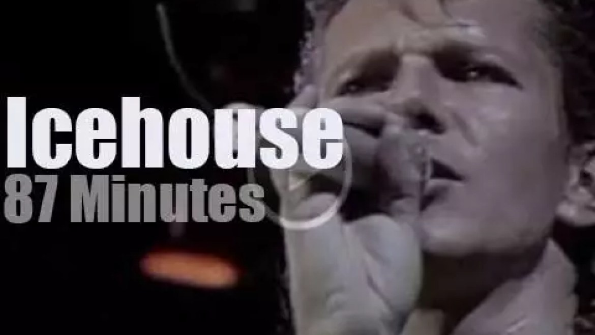 Icehouse play at home (1988)