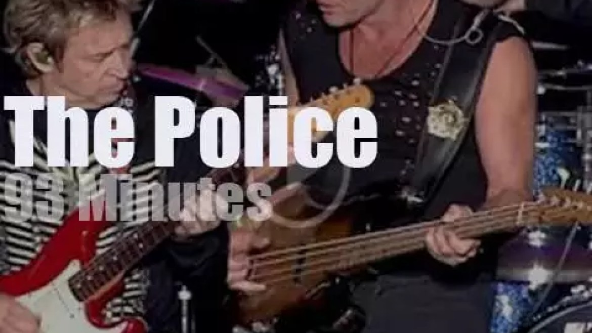 The Police come back to raid Tokyo (2008)