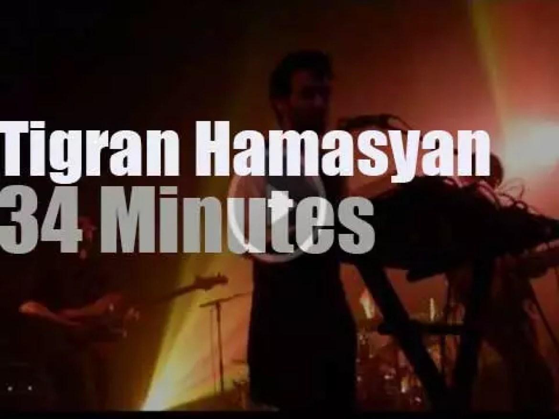 Tigran Hamasyan plays  in Paris (2014)