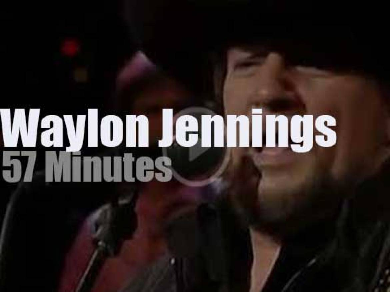'Austin City Limits' tape Waylon Jennings (1989)