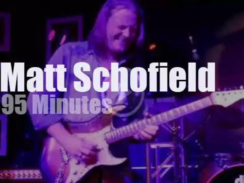 Matt Schofield et al jam in Florida (2018)
