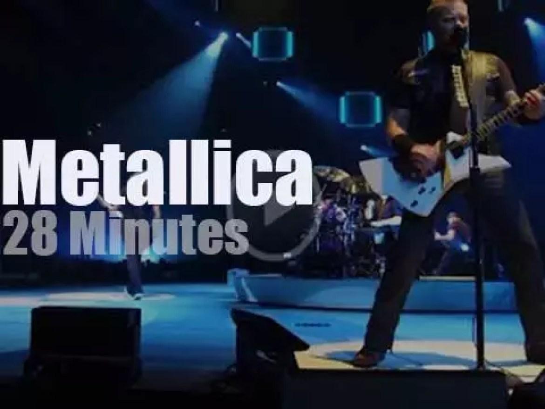 Metallica serenade Hamburg (2018)