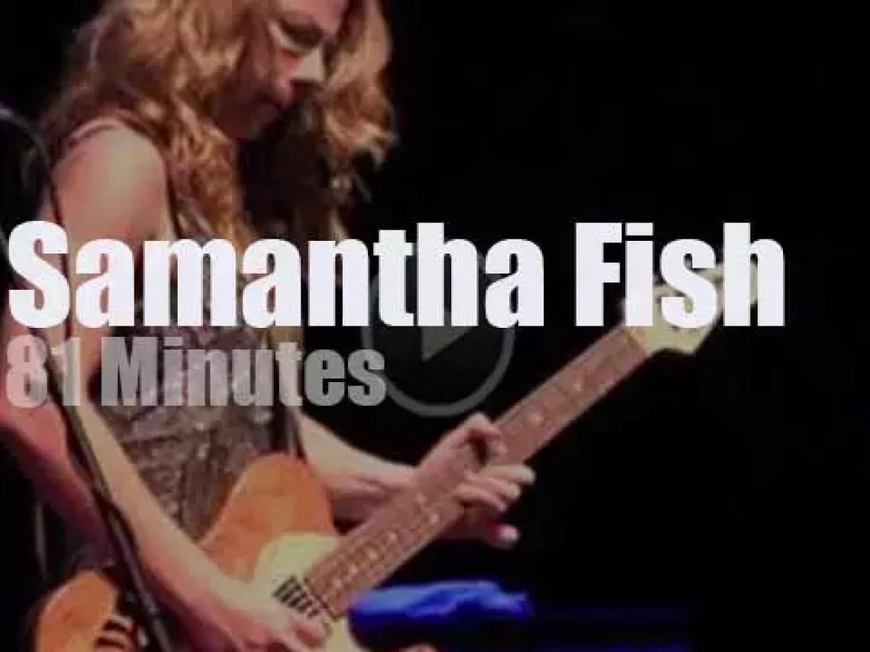 Samantha Fish celebrates Blues Centenary (2014)