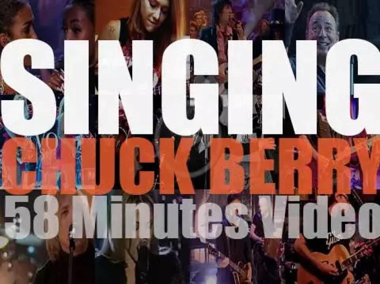 Singing Chuck Berry