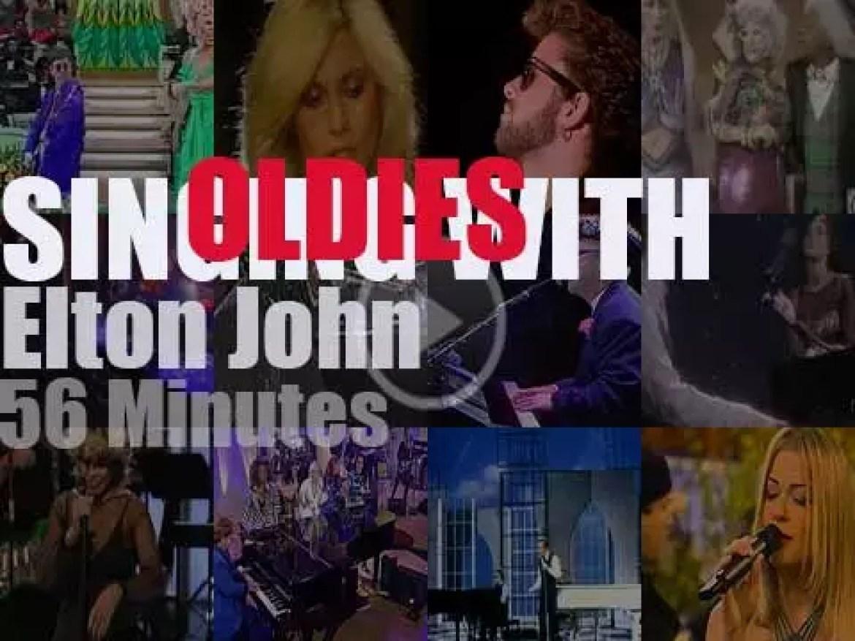 Singing With Elton John (Oldies)