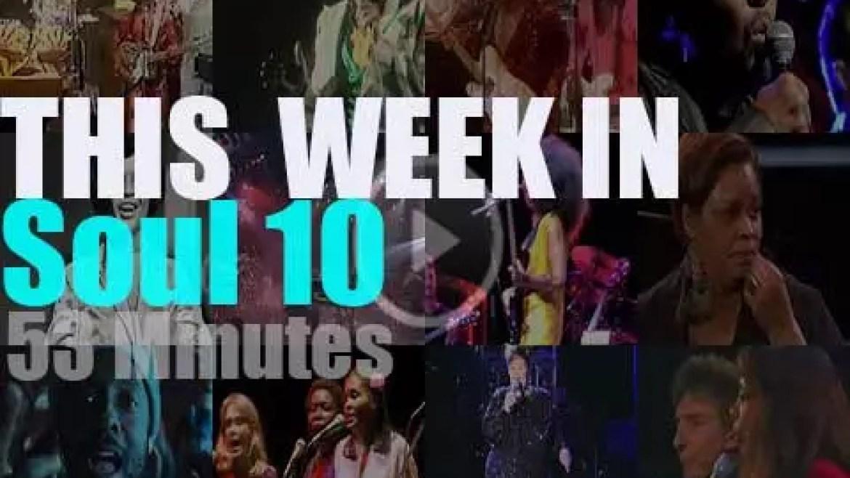 This week In Soul Artists 10