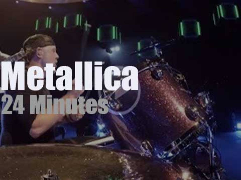 Metallica serenade Leipzig (2018)