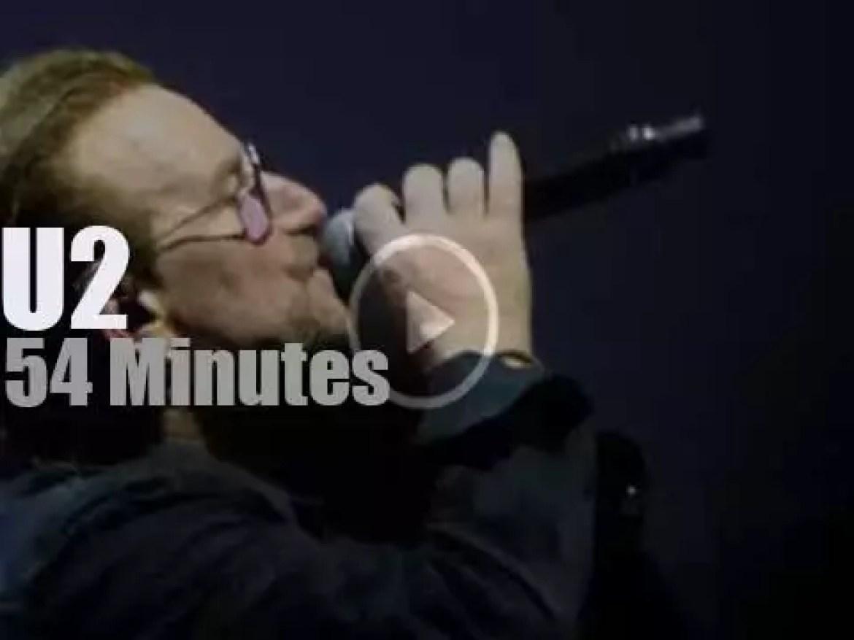 U2 enchant Tulsa (2018)