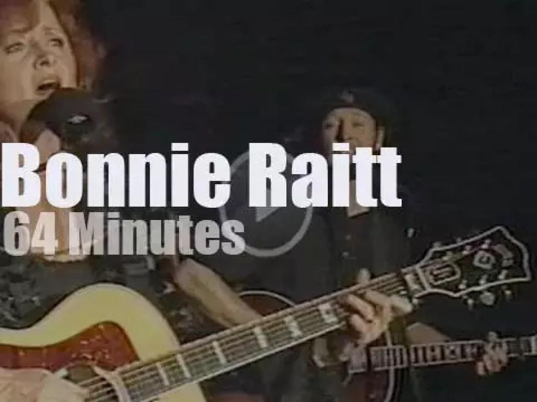Bonnie Raitt rocks Cologne (1994)
