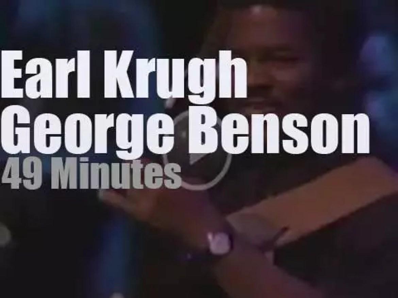 George Benson meets Earl Krugh in Tokyo (1988)
