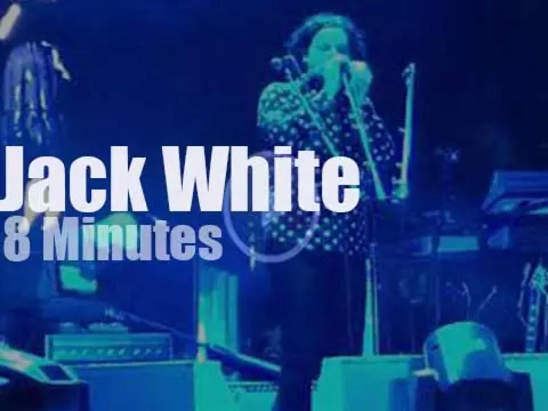 Jack White visits Cincinnati (2018)