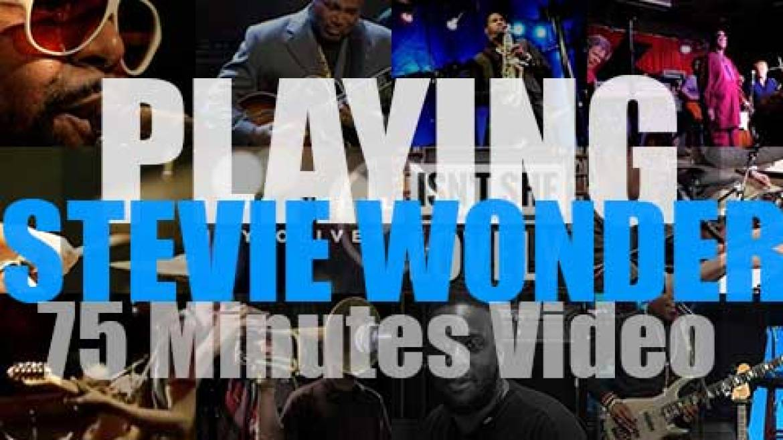 Playing Stevie Wonder