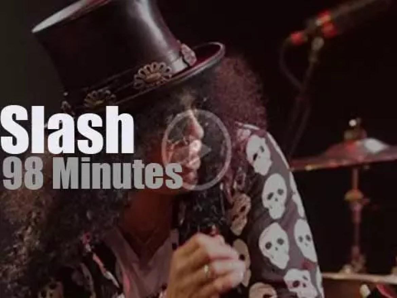 Slash visits Amsterdam (2010)