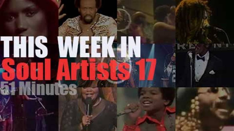 This week In Soul Artists 17