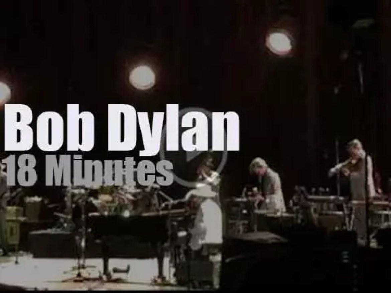 Bob Dylan goes to Berkeley (2016)