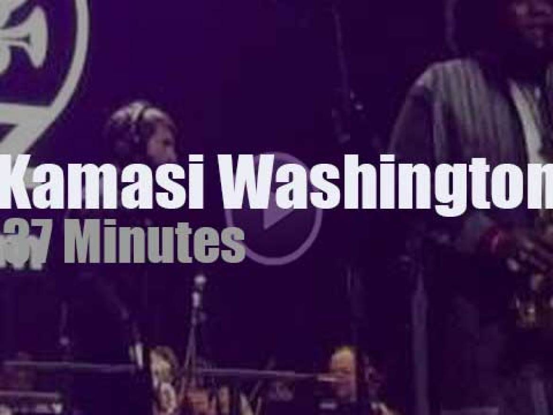 Kamasi Washington teams up with Metropole Orkest (2016)