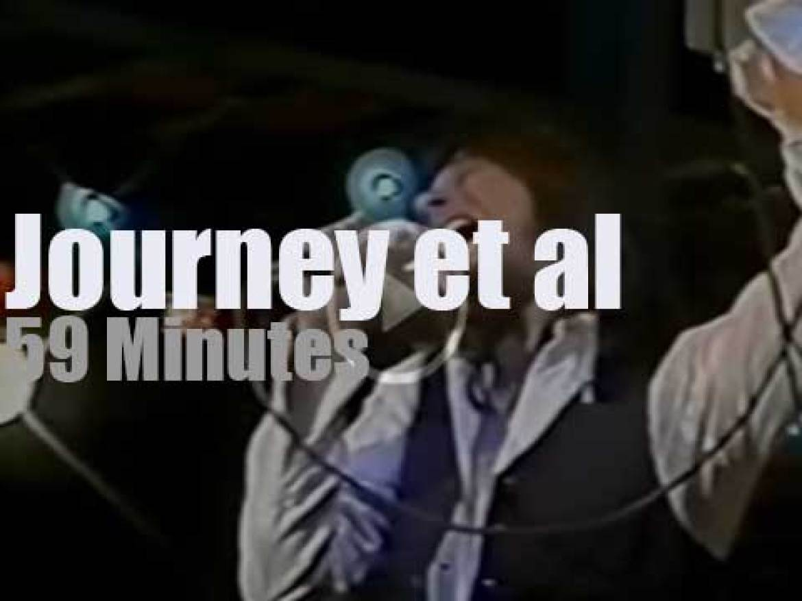 PBS 'Soundstage' tapes Journey and the bluesmen  (1978)