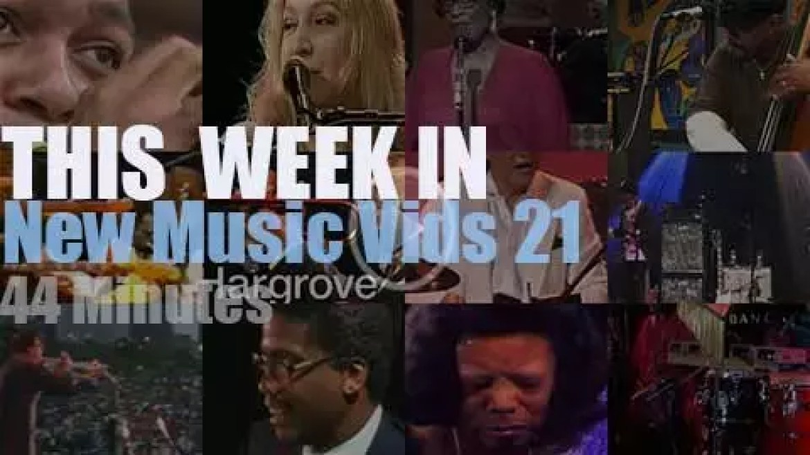 This week In New Music Videos 21