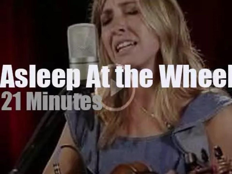 Asleep at the Wheel  play a short set at Paste Studios (2017)