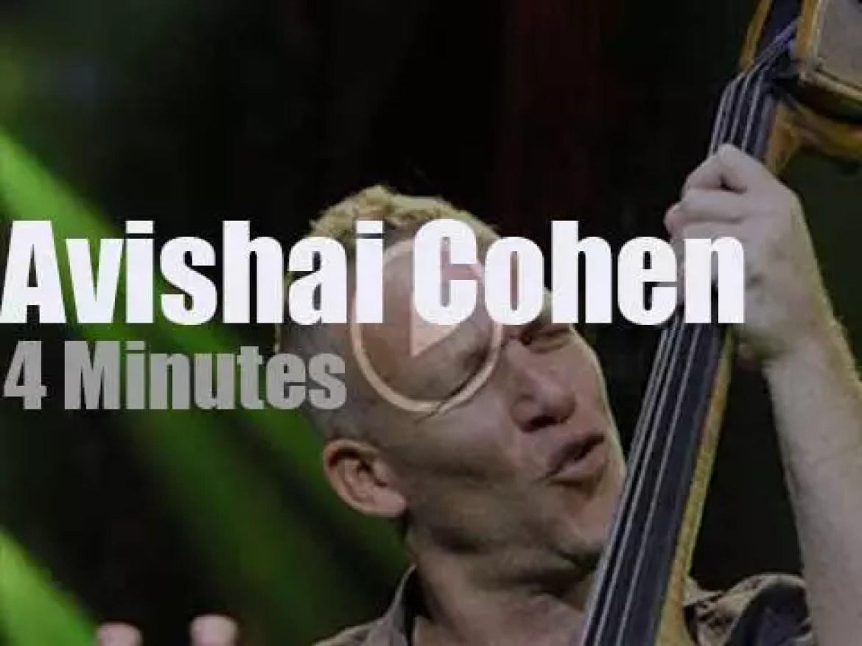 Avishai Cohen sings and plays at 'Jazz in Marciac' (2012)