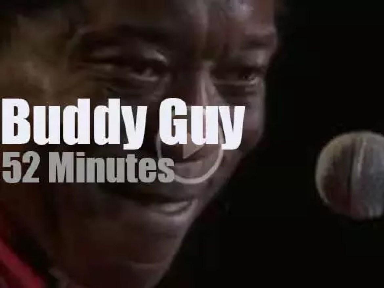 Buddy Guy plays at 'Jazz in Marciac' (1999)