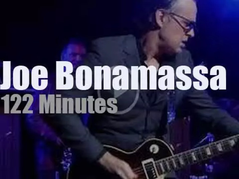 Joe Bonamassa comes to Omaha (2018)