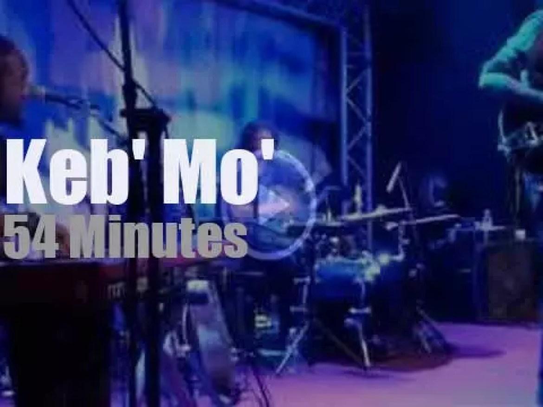 Keb' Mo' bluesifies Paris (2014)