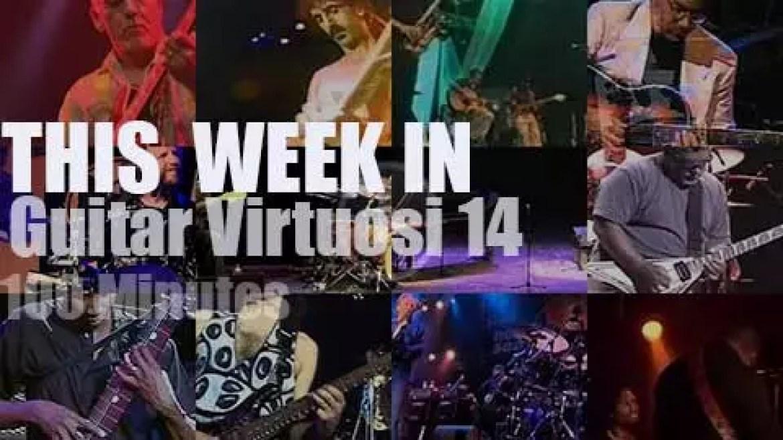This week In Guitar Virtuosi 14