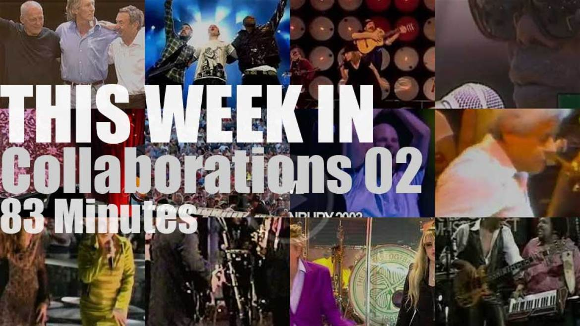 This week In One-Off Collaborations 02