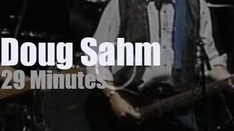 Doug Sahm celebrates Austin Armadillo World Headquarters (1994)