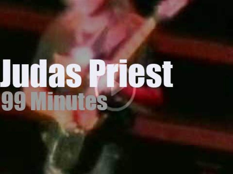 Judas Priest enchant Connecticut (2004)