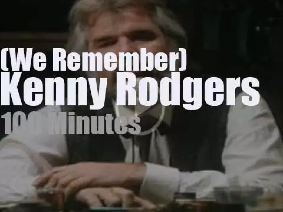 We remember Kenny Rogers