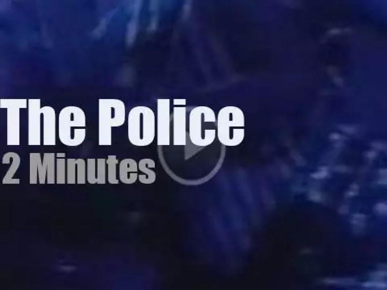 Police raids Sting's wedding (1992)