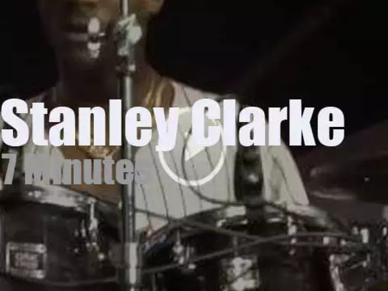 Stanley Clarke attends a Curacao Festival (2015)