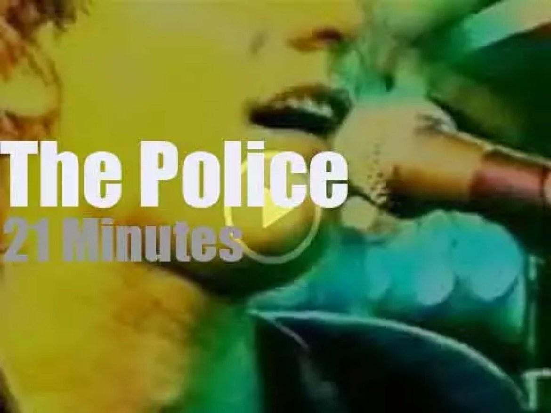 The Police patrol a Dutch city (1979)