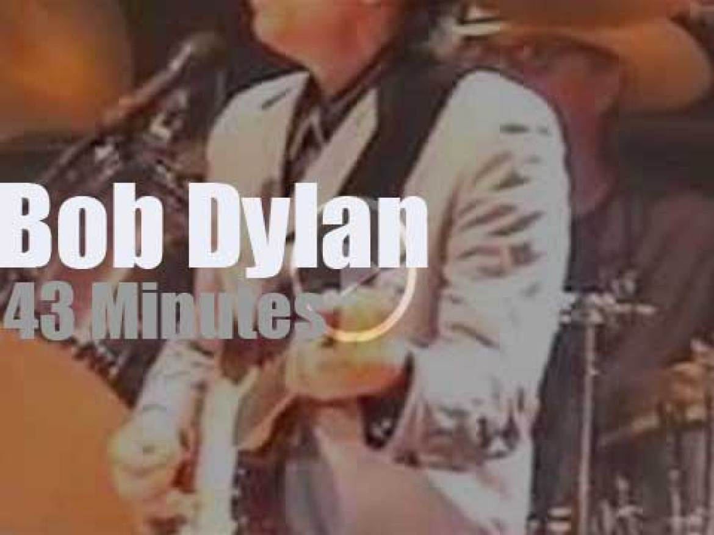 Bob Dylan comes to Scotland (2000)