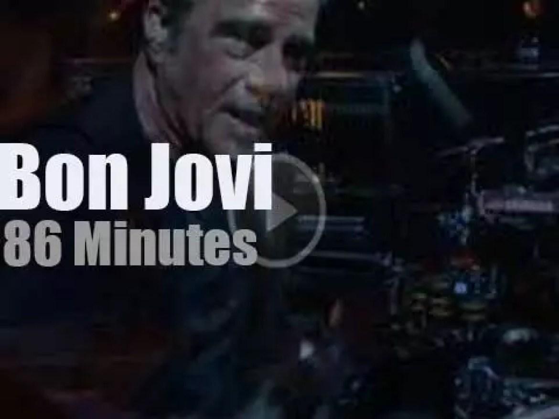 Bon Jovi come to Chile (2017)
