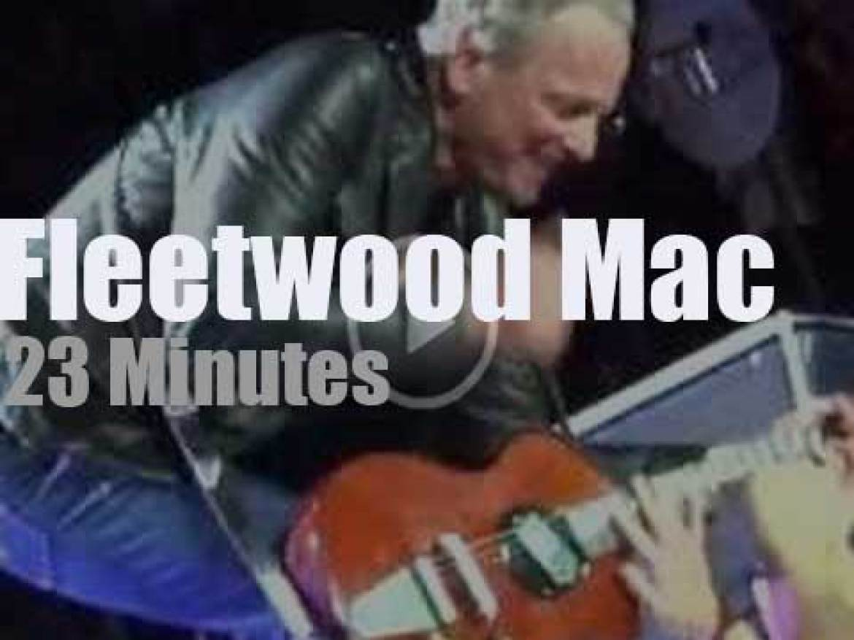 Fleetwood Mac return to London (2013)