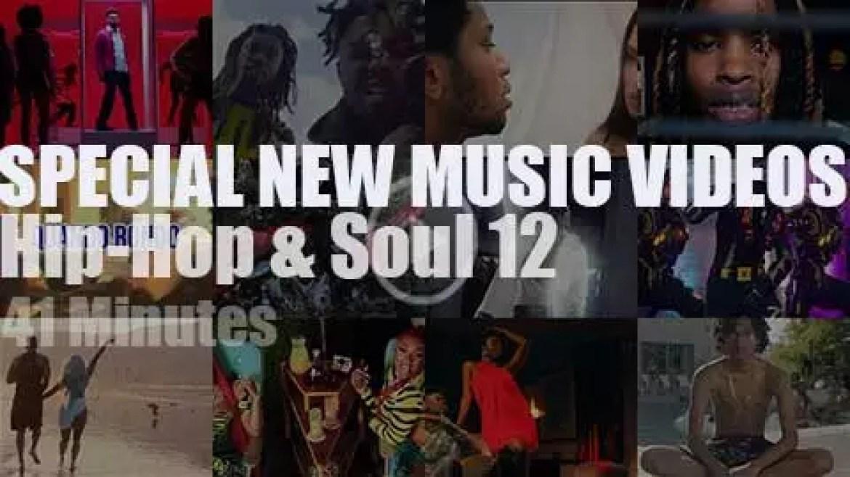 Hip-Hop & Soul  New Music Videos 12