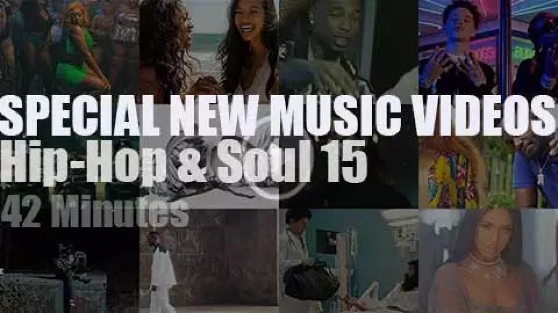 Hip-Hop & Soul  New Music Videos 15