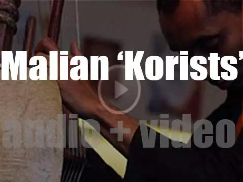 Malian 'Korists' – Kora Music
