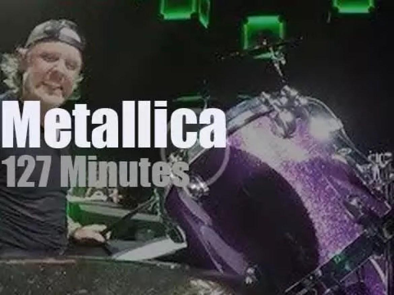 Metallica serenade Lyon, France (2017)