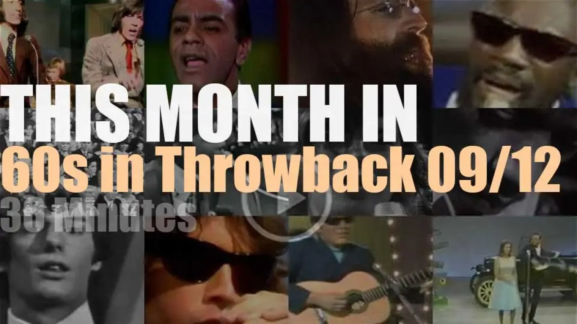 This month In  '60s Throwback' 09/12