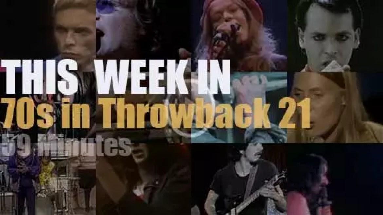 This week In '70s Throwback' 21