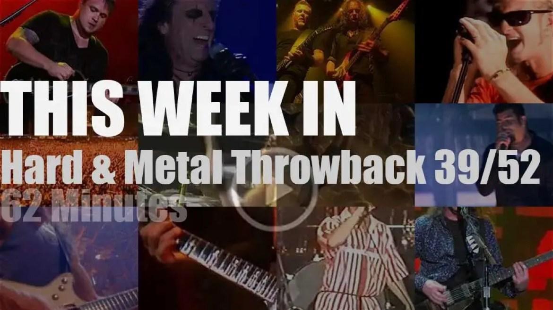 This week In 'Hard & Metal Throwback' 39/52