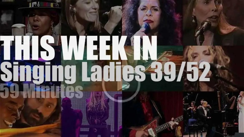 This week In Singing Ladies 39/52