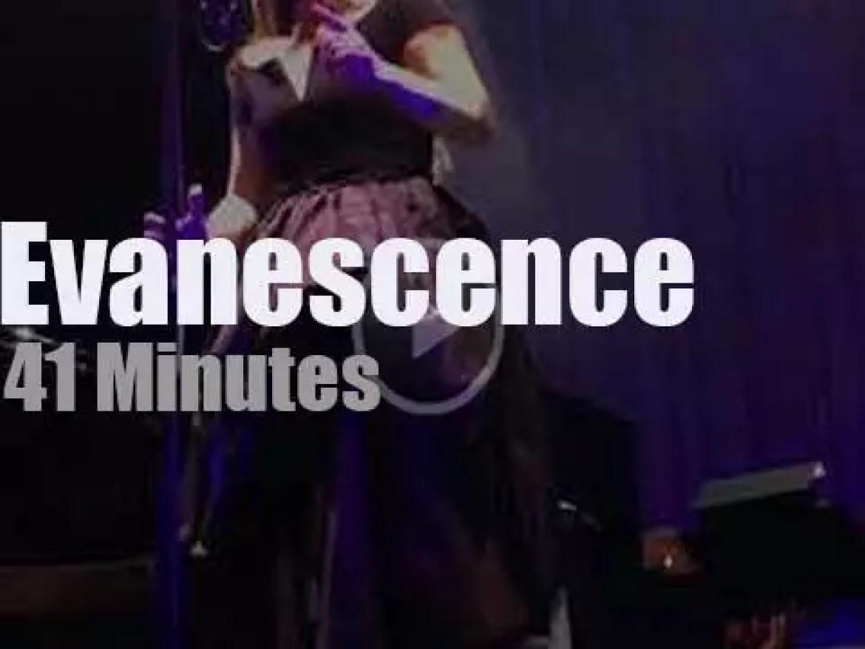 Amy Lee brings Evanescence to Las Vegas (2017)