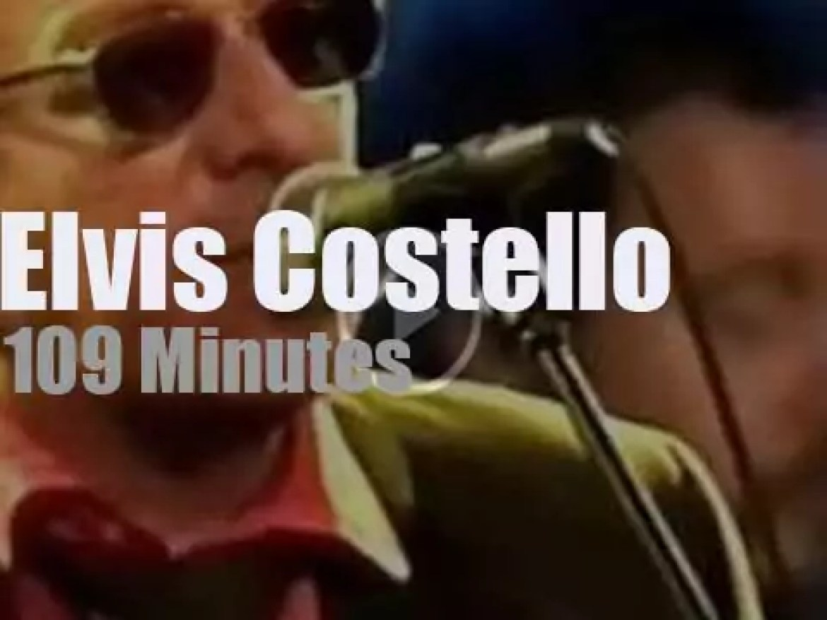 Elvis Costello take the Imposters to Brazil (2005)